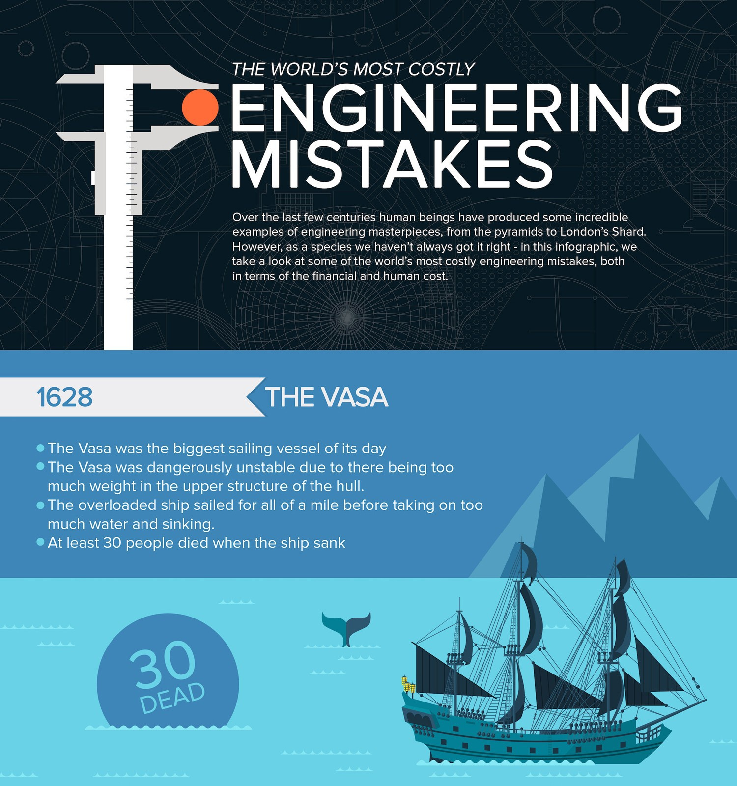 the world u0026 39 s worst engineering mistakes