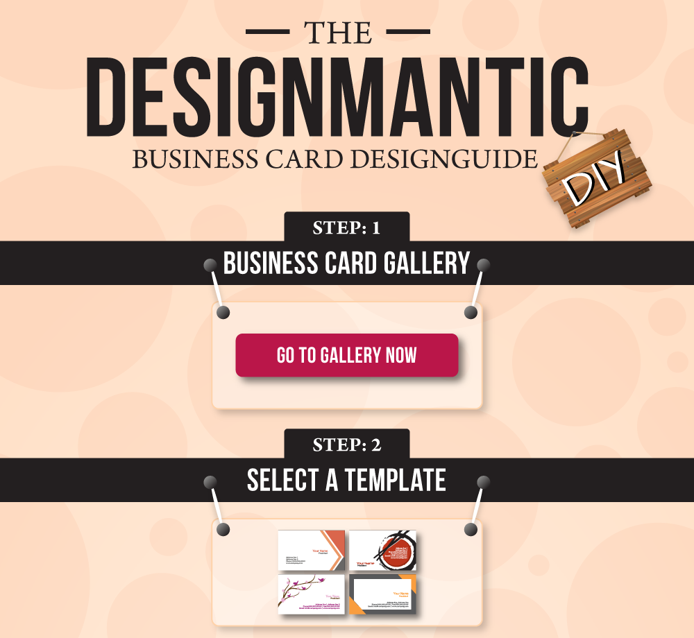 Diy business card design guide reheart Gallery