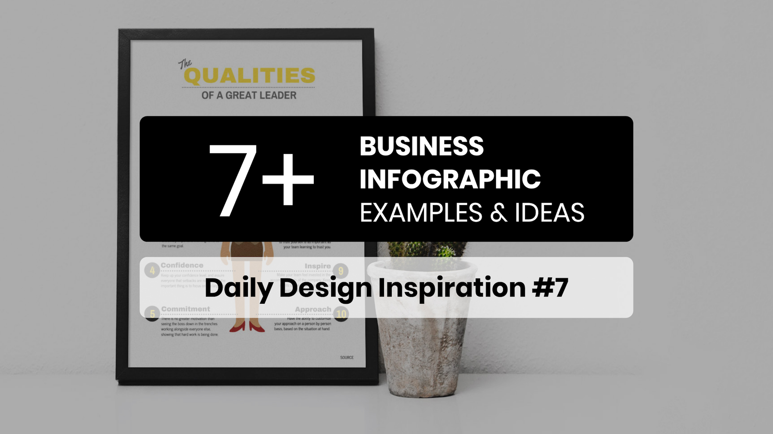 7+ Business Infographic Inspiration Examples & Templates – Daily Design Inspiration 7