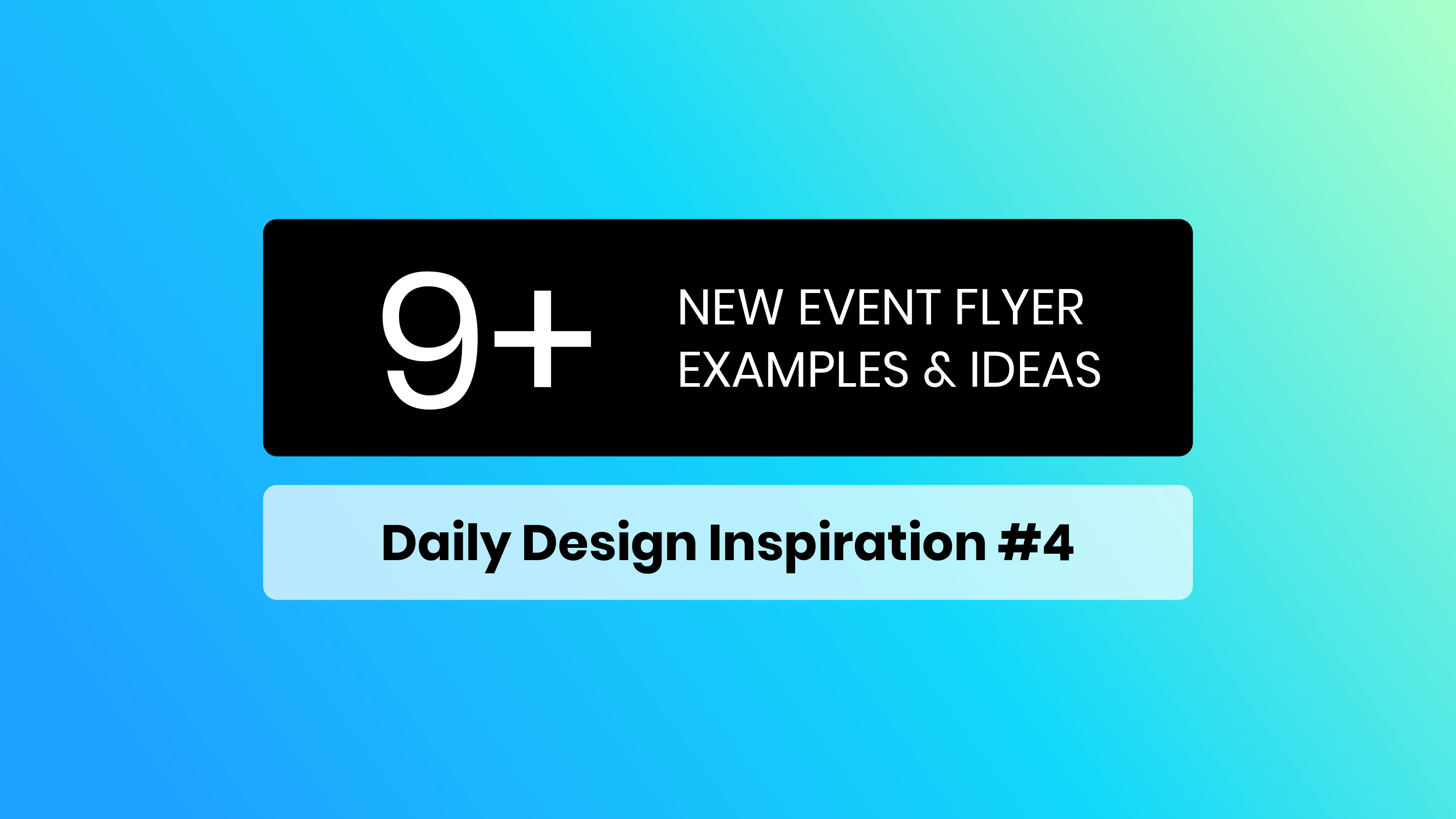 10 product flyer inspiration examples templates daily design