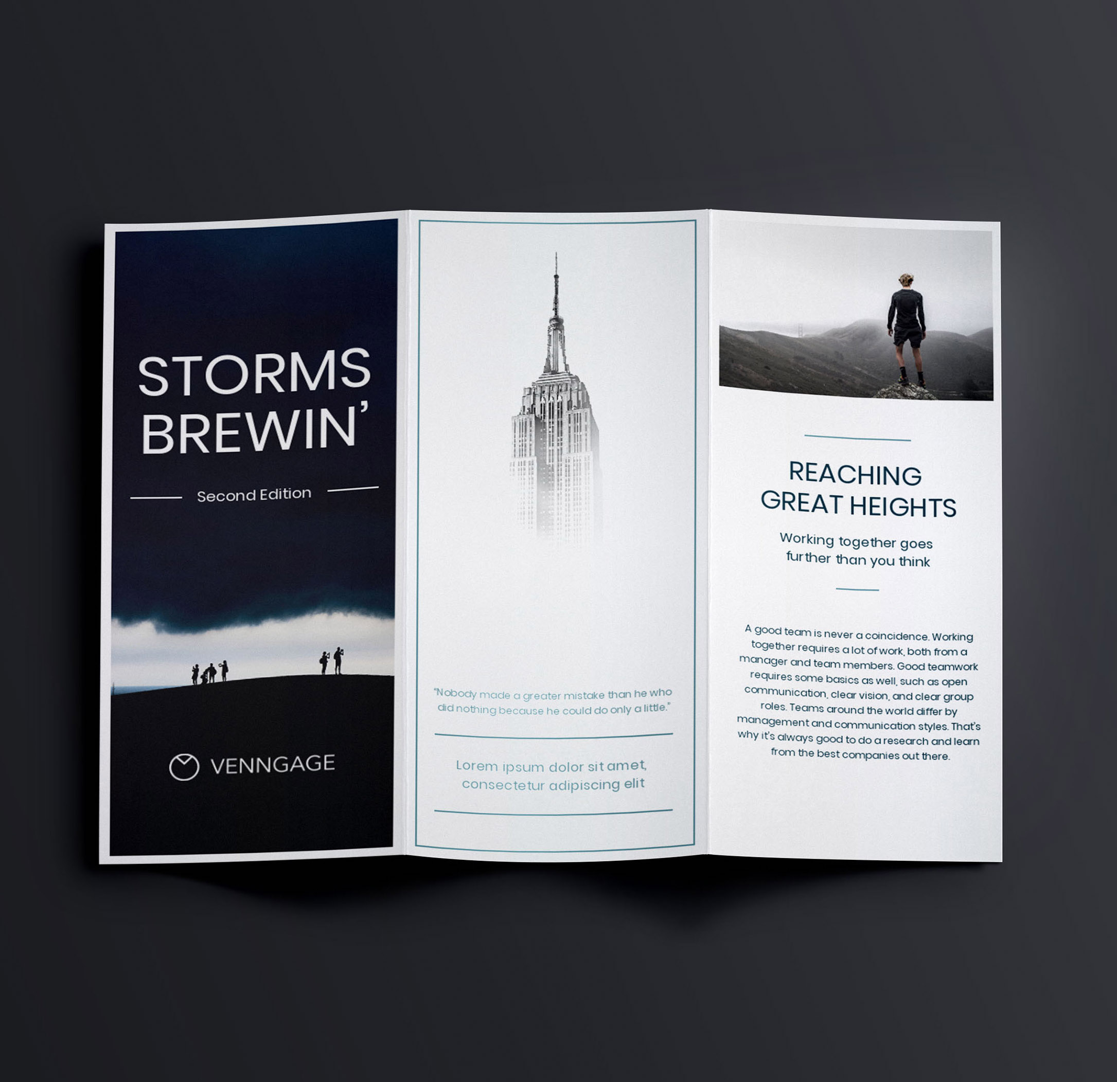15  travel brochure examples to inspire your design