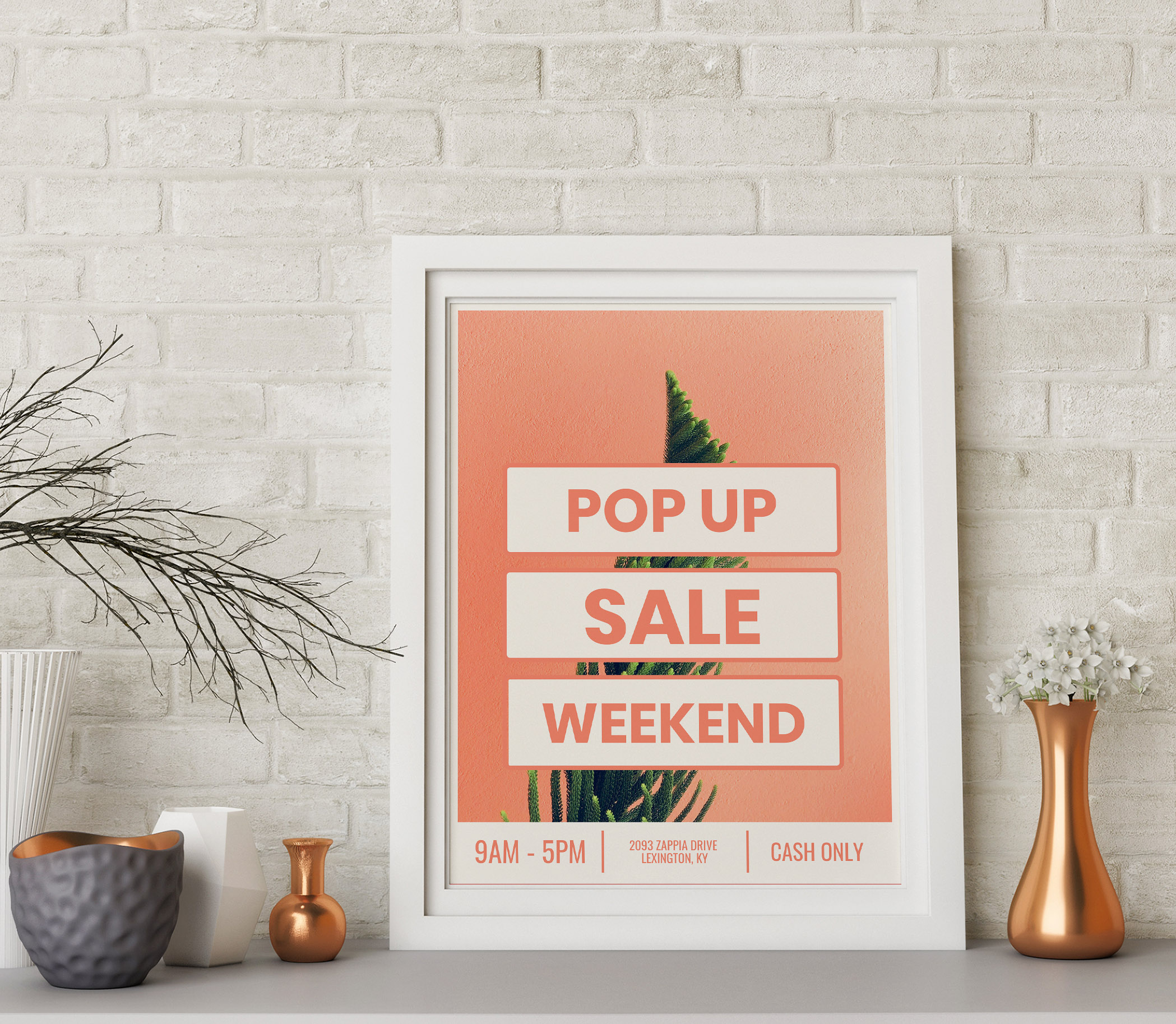Creative Marketing Event Poster Design3