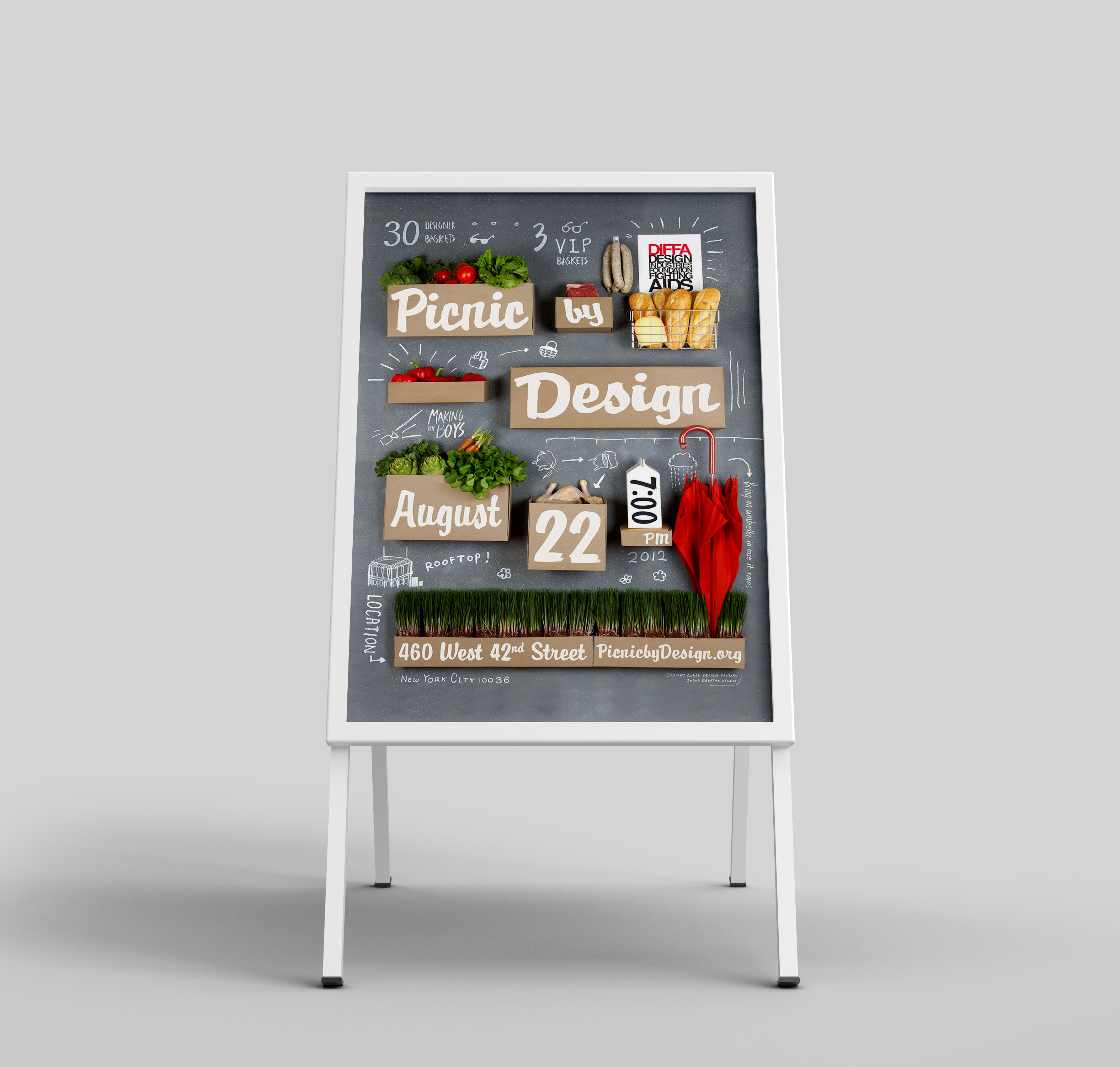 Picnic By Design Event Poster12