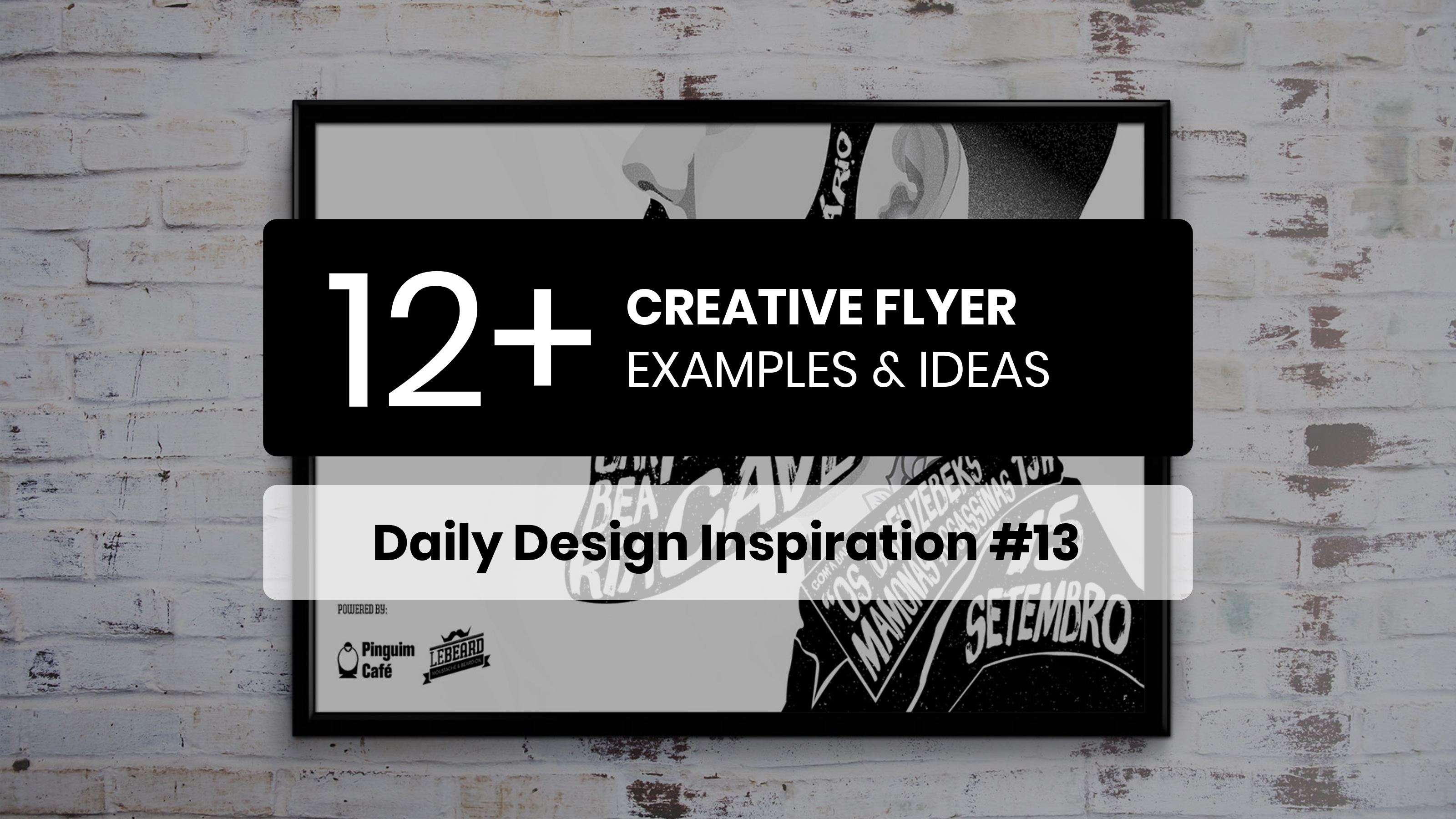 100+ Flyer Ideas To Inspire Your Next Design Project ...