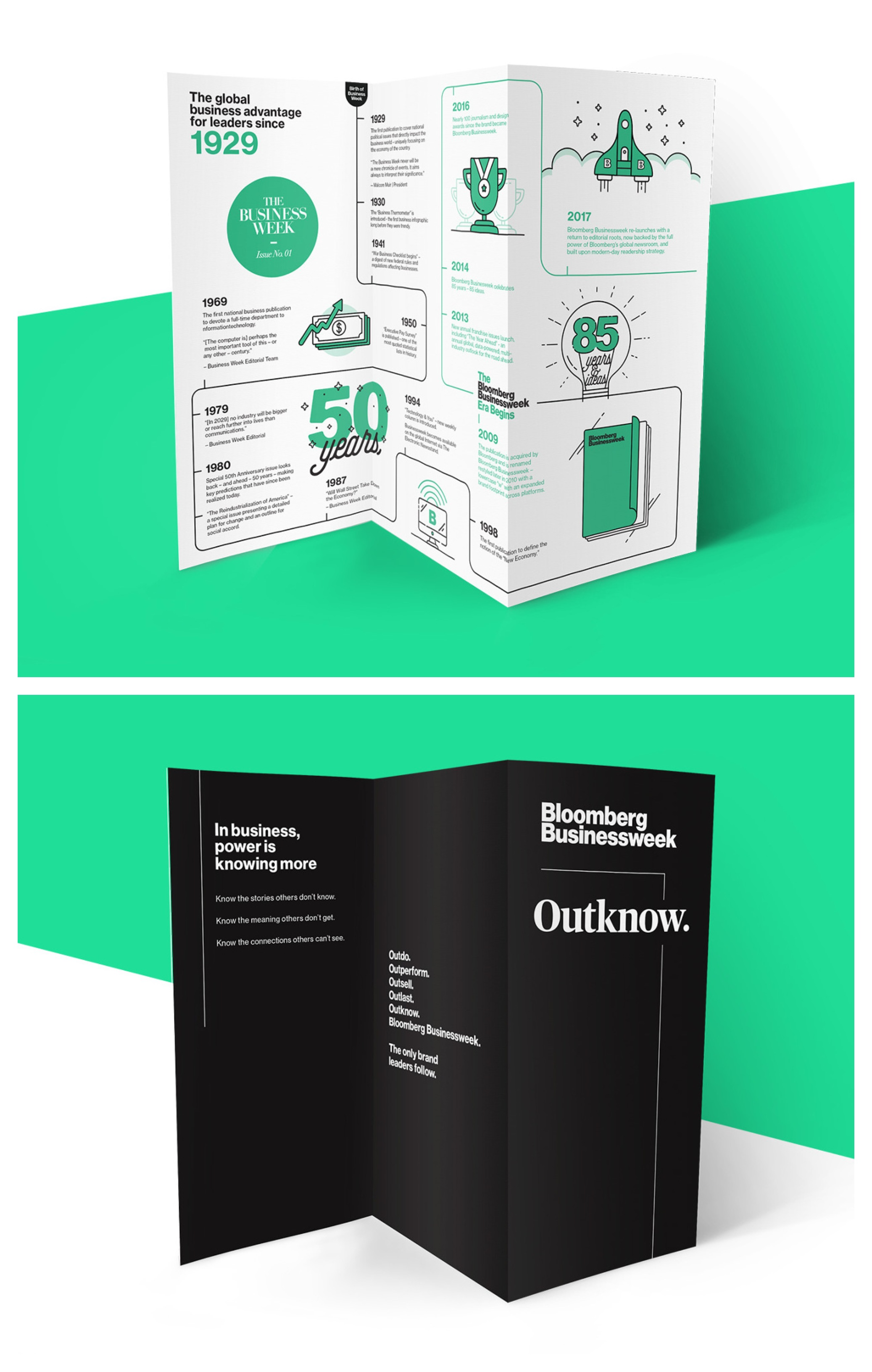 75 brochure ideas to inspire your next design project venngage