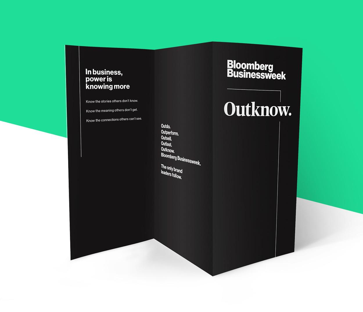 Bloomberg Businessweek Timeline Brochure Example2