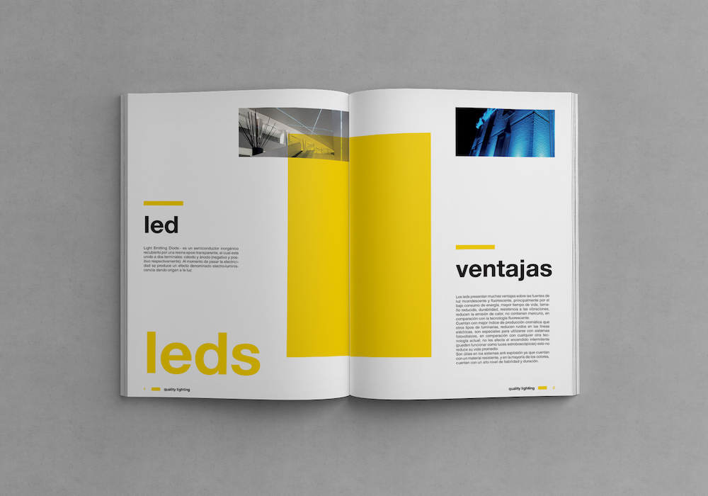 quality corporativo business brochure example venngage brochure
