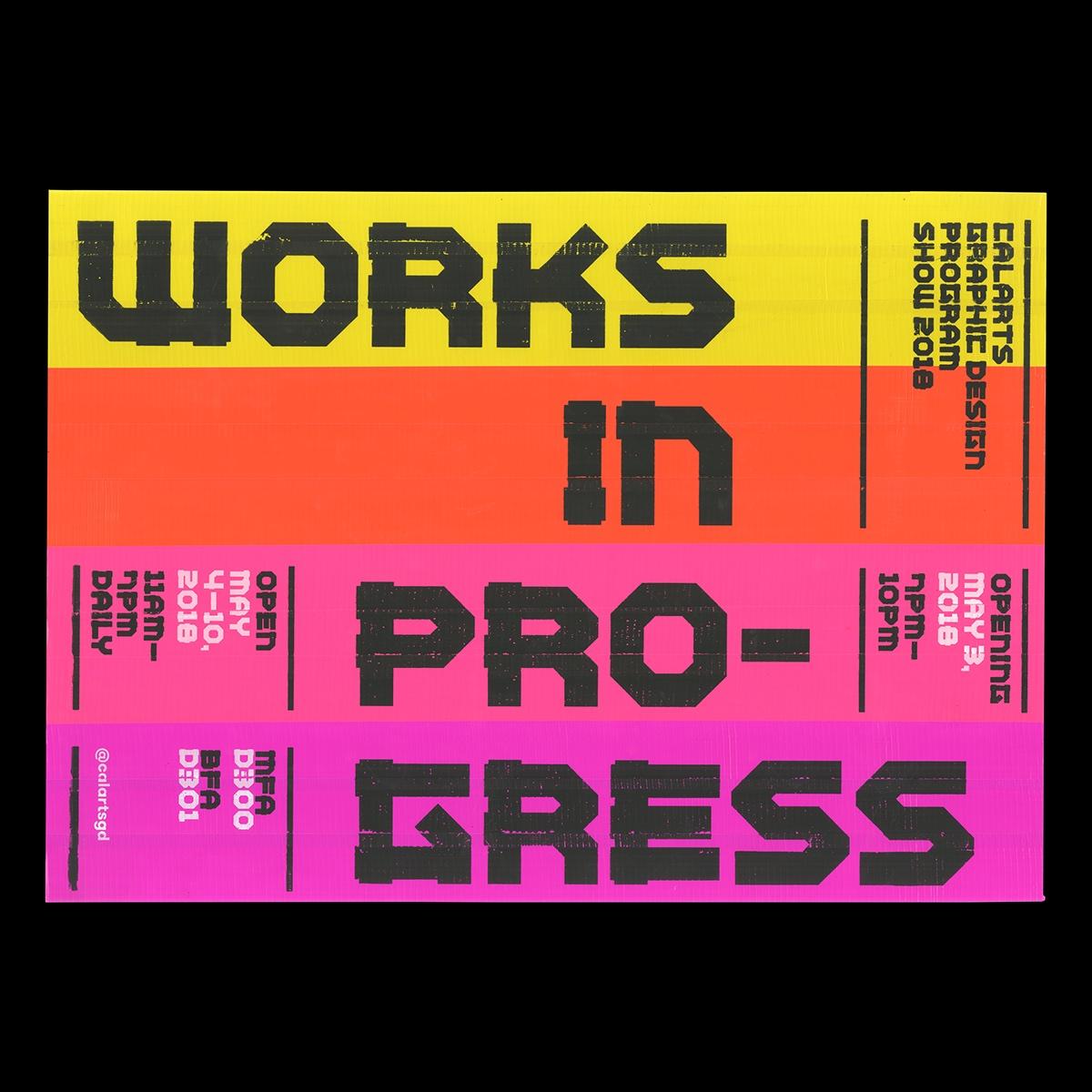 Works in Progress Event Brochure Examples3