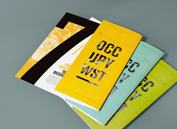 OCCUPY Wall-Street Info Brochure