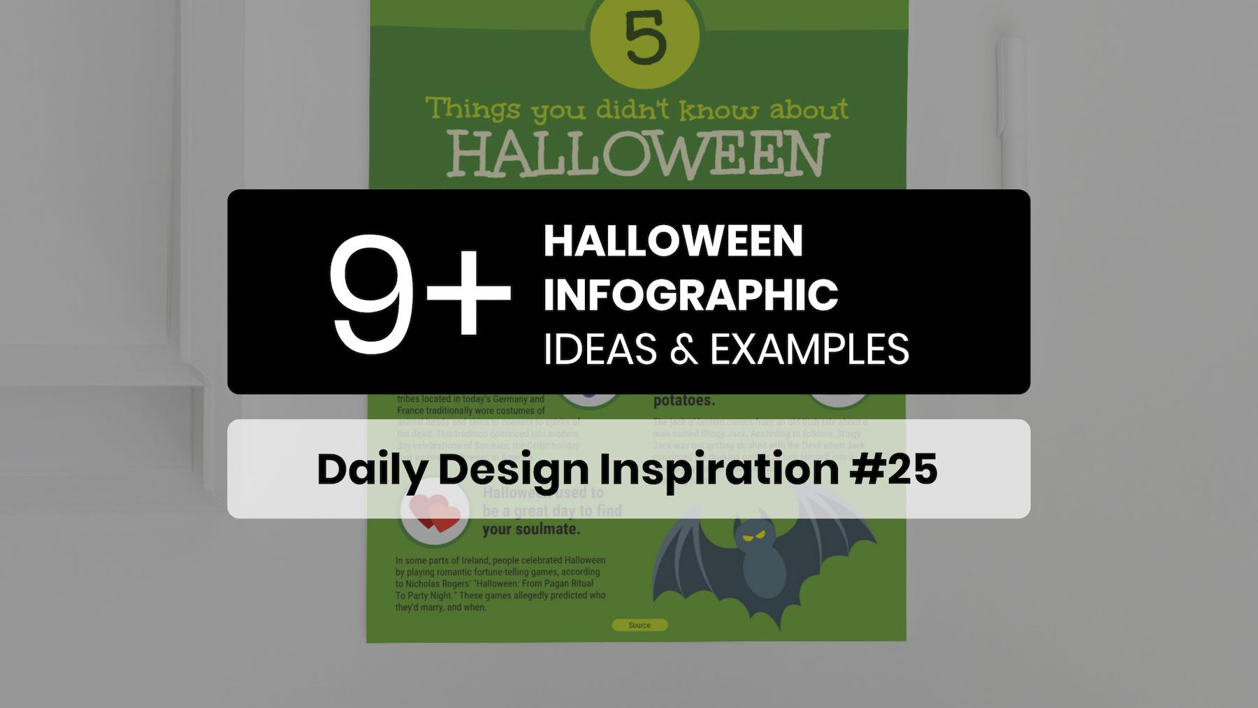 Halloween Infographic Examples 1