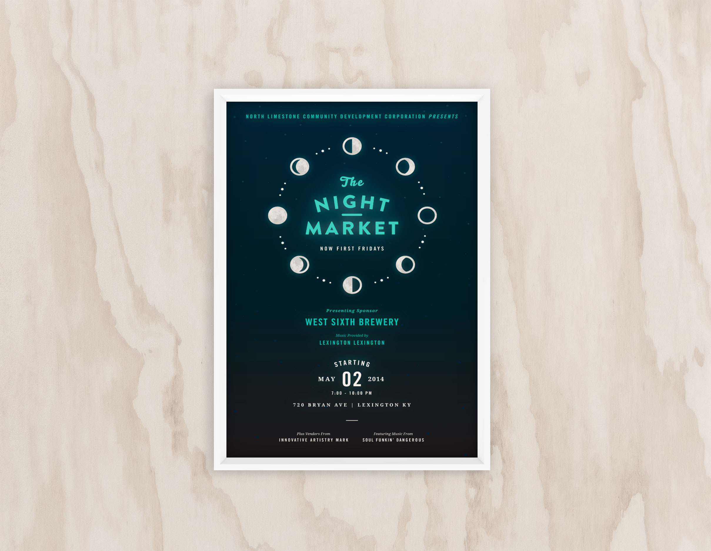The Night Market Event Poster Examples1