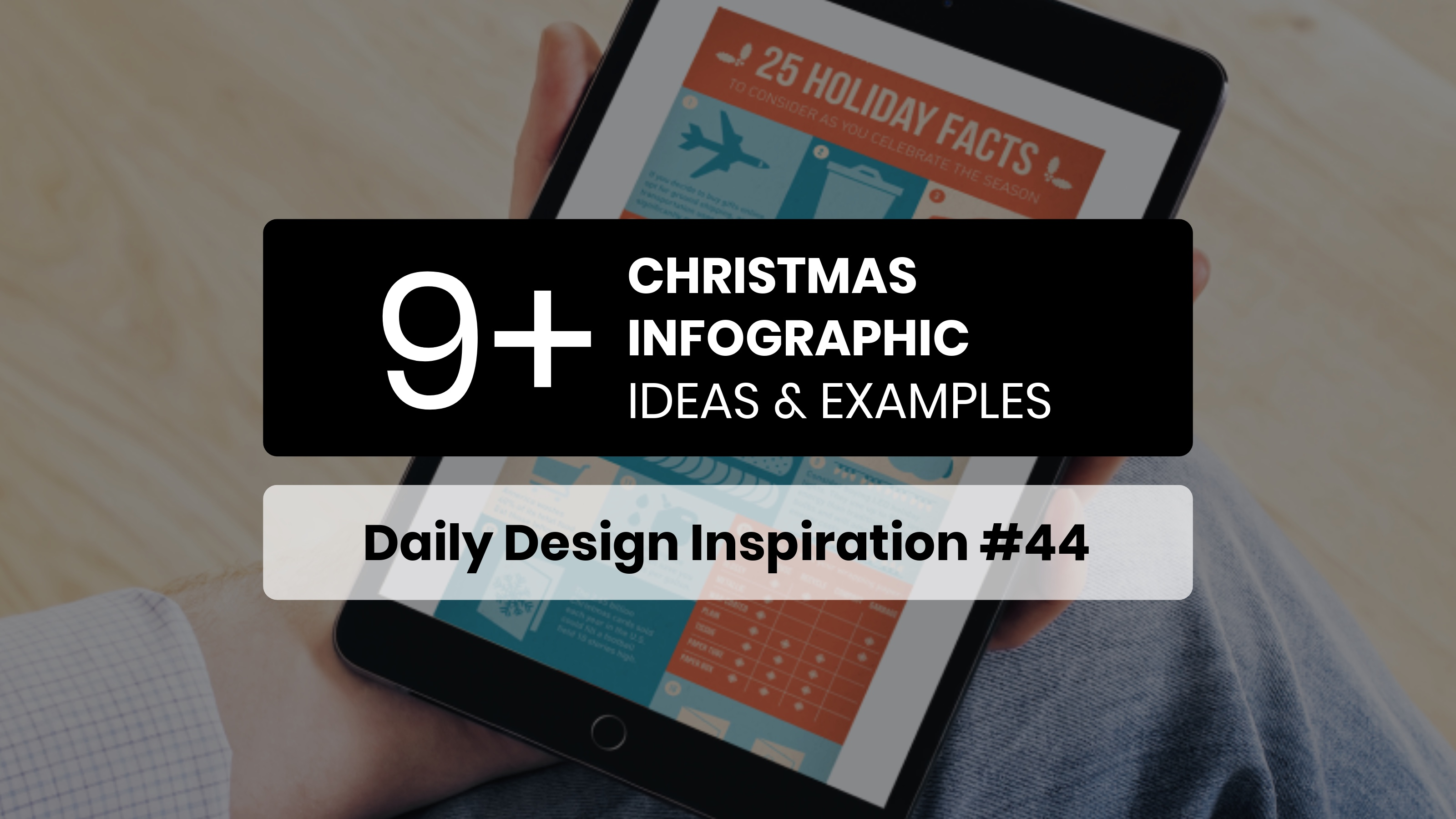 Christmas Infographic Examples