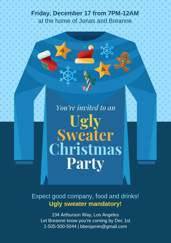 10  Creative Christmas Poster Design Ideas  U0026 Examples